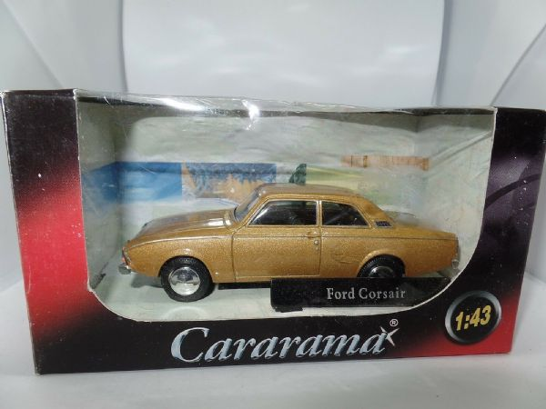 Cararama CR023 1/43 O Scale Ford Corsair Amber Gold